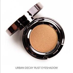 Urban Decay HTF! NWOB Vintage eyeshadow in Rust!
